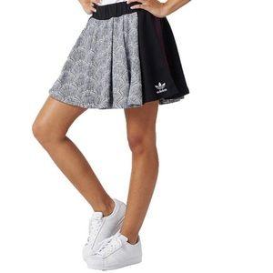 Women Adidas Striped Skirt on Poshmark